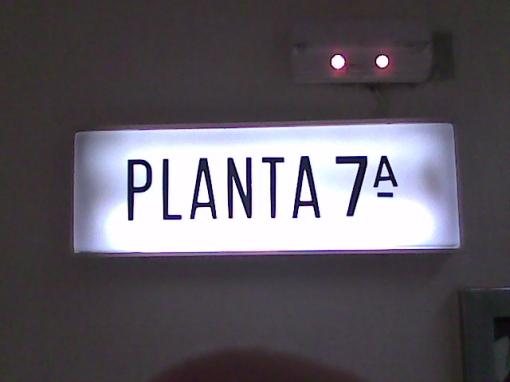 planta séptima
